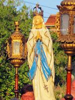 Sv. Elizabeta, Gospa Miraška - fjera Mirca slike otok Brač Online