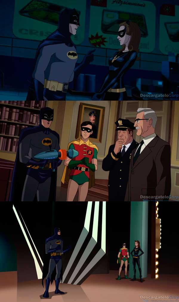 Batman El Regreso del Enmascarado HD 720p Latino