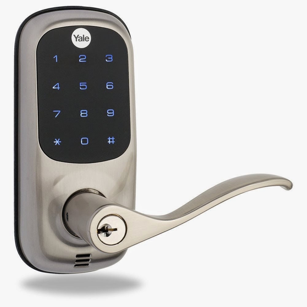 11 Innovative And Smart Door Locks Part 2