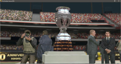PES 2016 Trophy Cup America Centenary by metalex