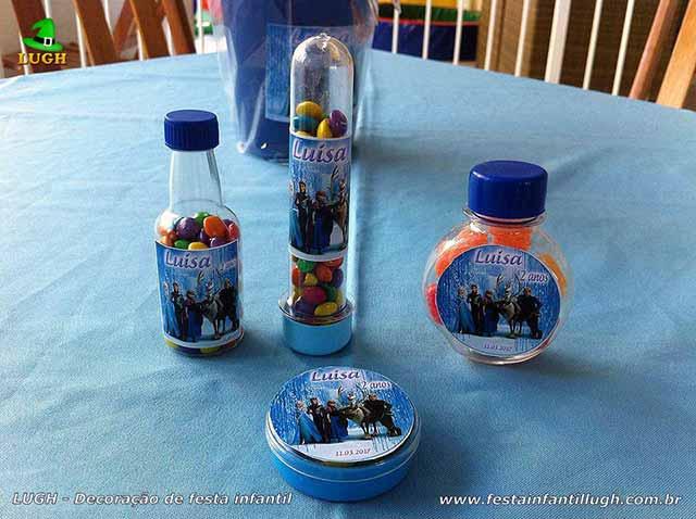 Lembrancinhas personalizadas para festa infantil