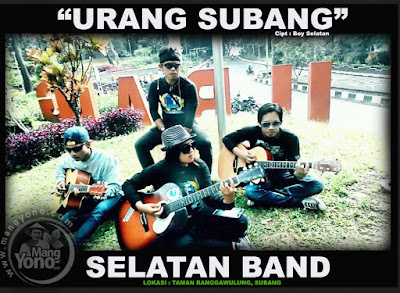 Download vidio 3gp Lagu URANG SUBANG - SELATAN BAND, Subang