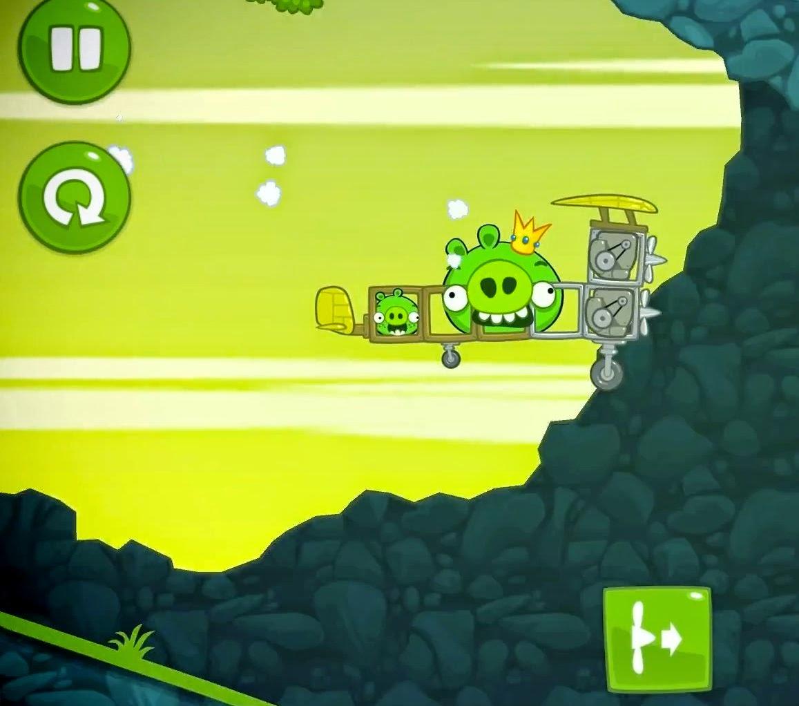 Bad Piggies PC game Download