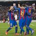 Um Barcelona que sofre mais do que precisa