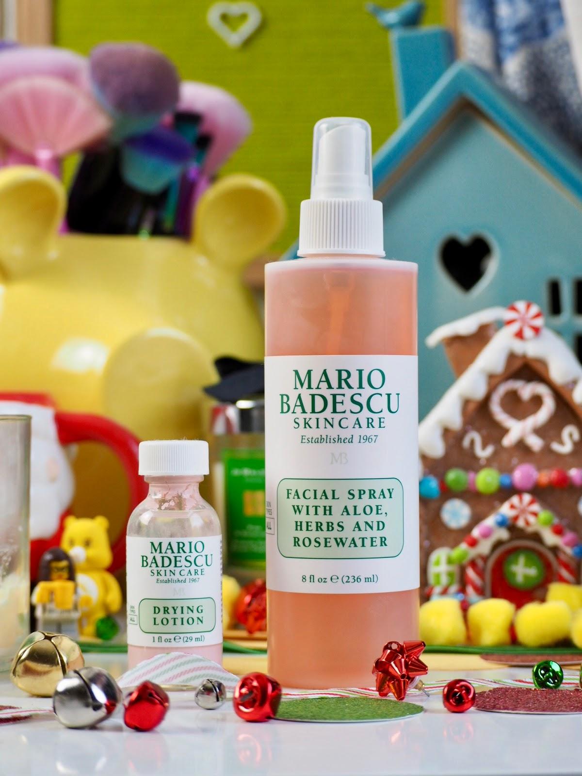 First Impressions: Mario Badescu Skincare