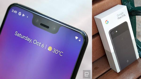حتى قبل إعلانه رسميا.. بدأ تسويق هاتف Pixel 3 XL
