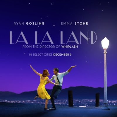 Filem La La Land (2017) Lakonan Ryan Gosling & Emma Stone