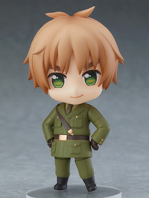 "Nendoroid England de ""Hetalia The World Twinkle"" - Good Smile Company"