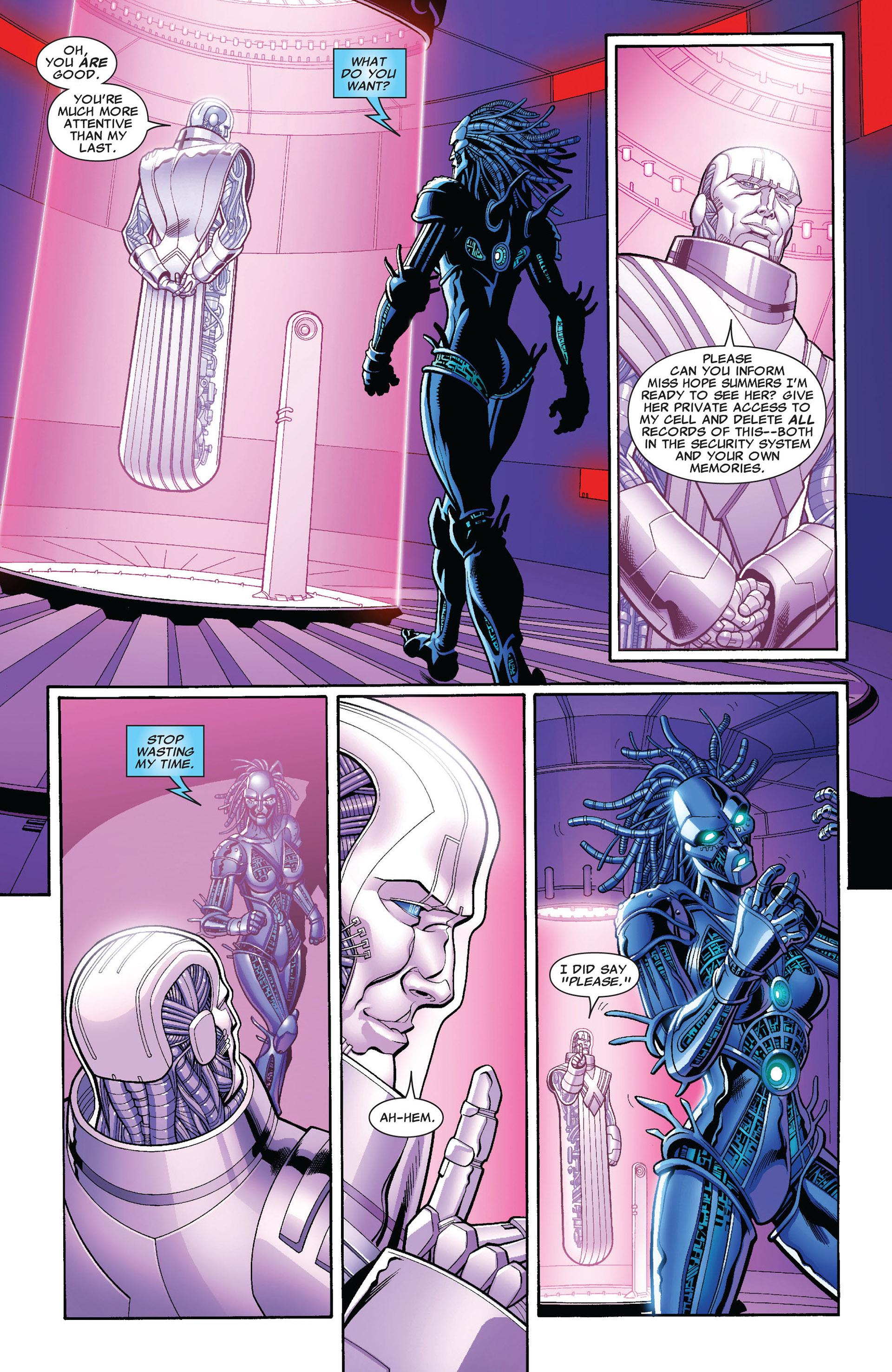Read online Uncanny X-Men (2012) comic -  Issue #10 - 20