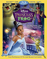 The Princess And The Frog 2009 720p Hindi BRRip Dual Audio Full Movie