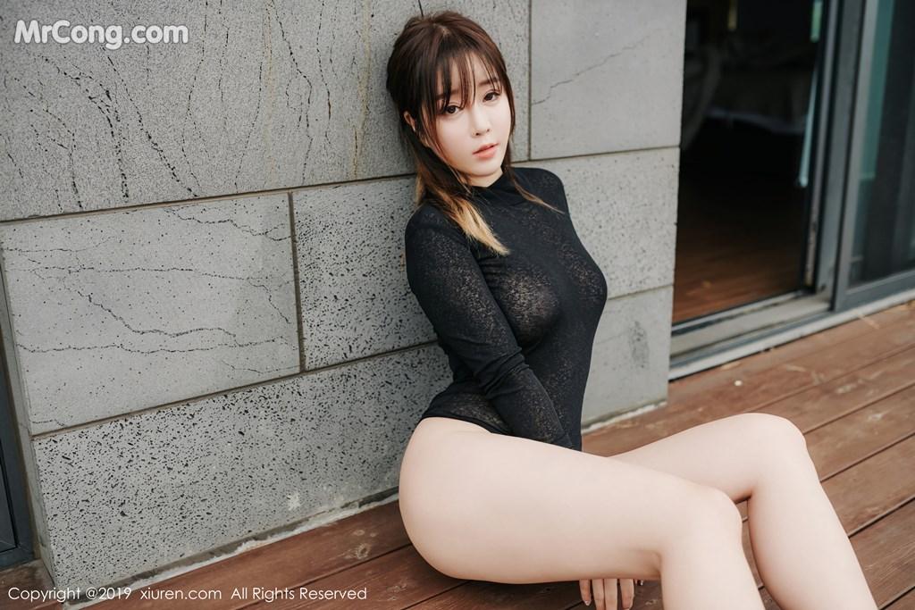 Image XIUREN-No.1328-Wang-Yu-Chun-MrCong.com-004 in post XIUREN No.1328: Wang Yu Chun (王雨纯) (58 ảnh)