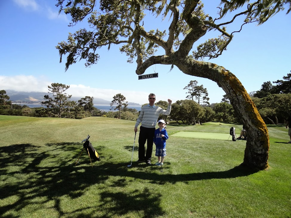 Playing Pebble Beach For The First Time Best Beaches In World
