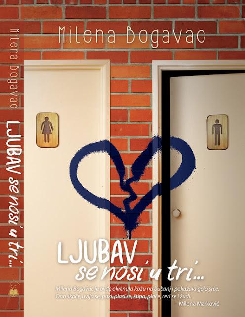 Proocija prvog romana Milene Minje Bogavac