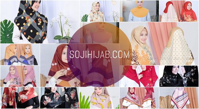 Jual Produk Hijab Terbaik SojiHijab Mataram Lombok NTB