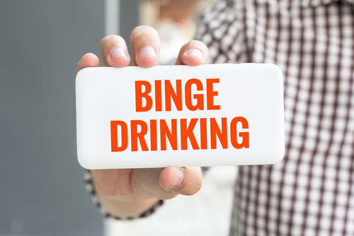 How Is Binge Drinking Defined?