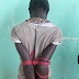 Pastor tied up his 13-year-old daughter overnight after he accused her of 'demonic activities'