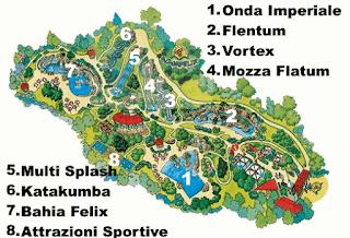 Mappa Aquafelix 2017