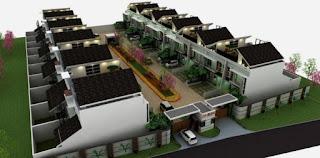 casa-bellevue-townhouse-exclusive-di-jakarta-selatan