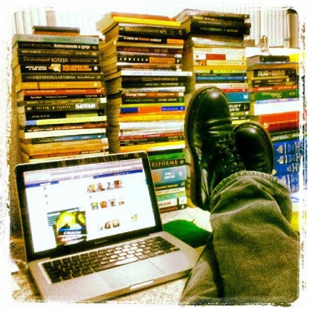 Leia livros teologicos online