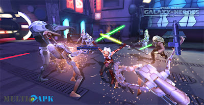 Game Star Wars Galaxy of Heroes Full MOD