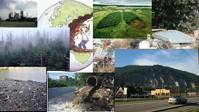 Resultado de imagen para actividades humanas medio ambiente