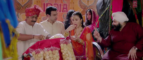 Watch Online Music Video Song Teri Choodiyan Da Crazy - Ishkq In Paris (2013) Hindi Movie On Youtube DVD Quality
