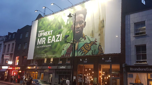 "Africa-to-the-World!-Mr-Eazi-features-on-Apple-Music's-""Up Next"""
