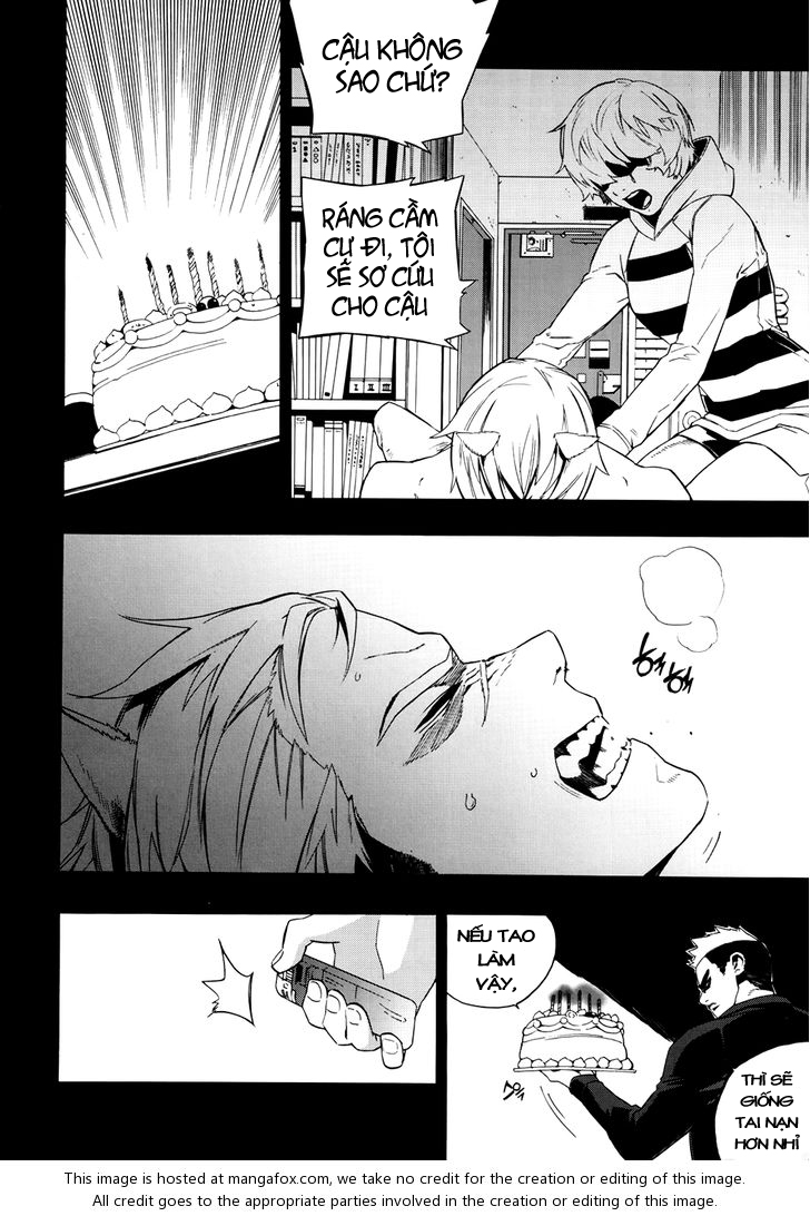 Carnivorous Princess Yegrinna chap 20 trang 24