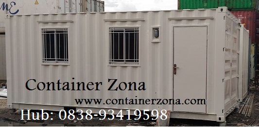 Container Office 20 feet Di Jakarta