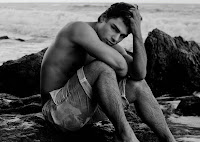 'Teen Beach Movie' star Garrett Clayton shows his sexy side!