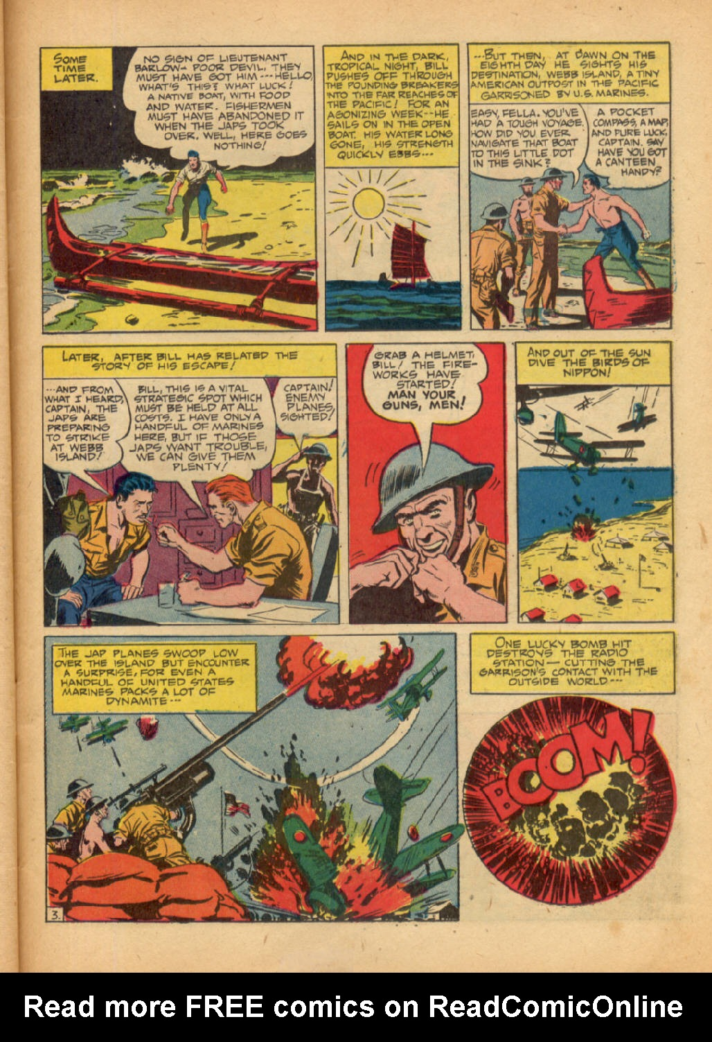 Read online Action Comics (1938) comic -  Issue #48 - 53