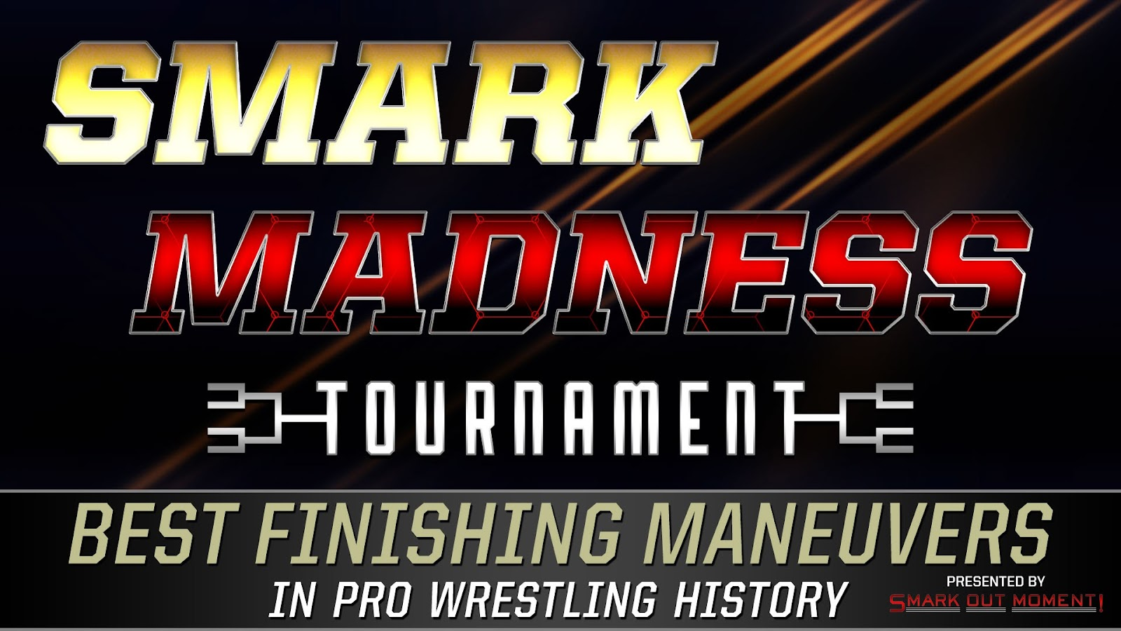 2017 WWE March Madness tournament pro wrestling Smark Out Moment