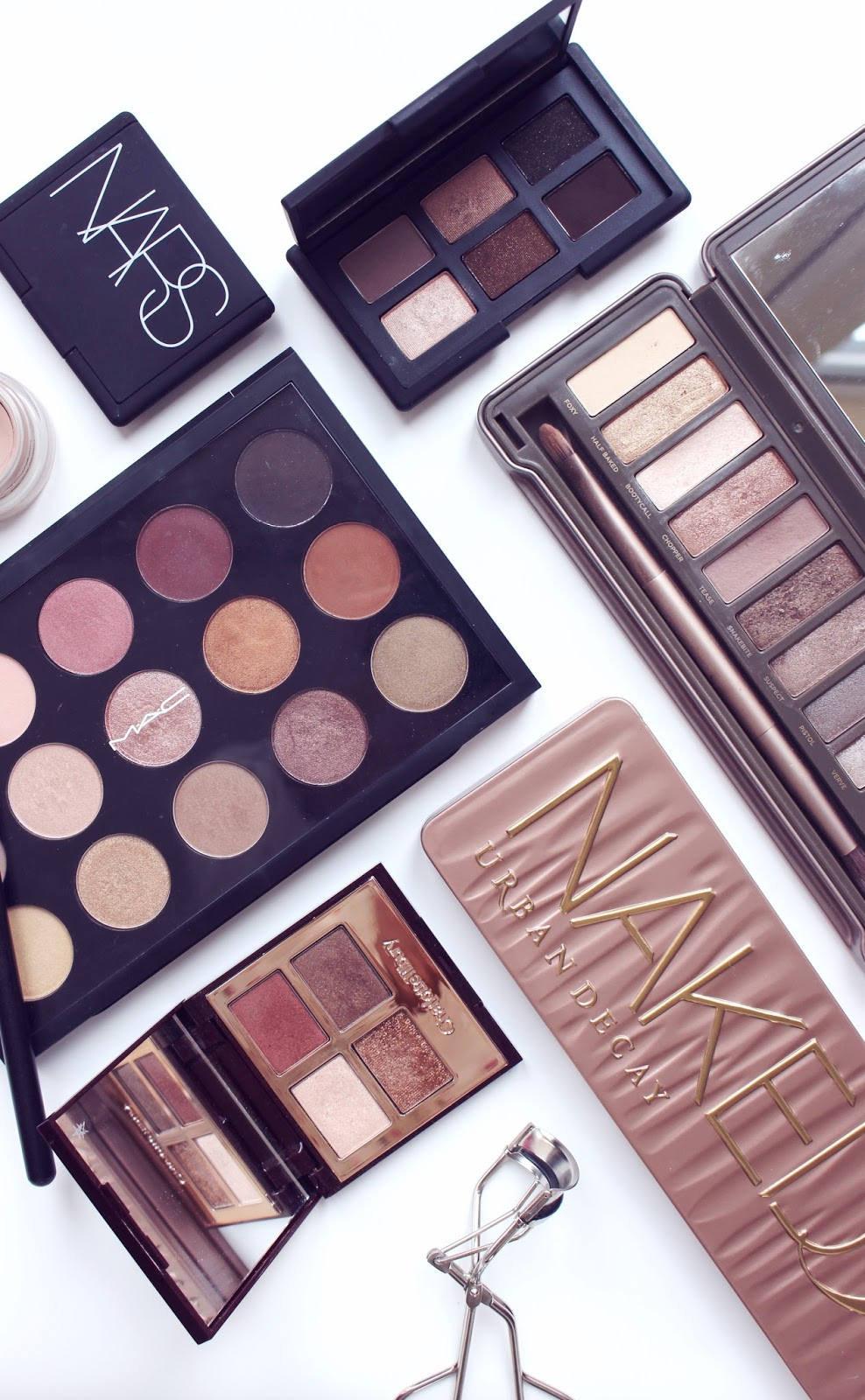 Makeup Palettes: The 'Worth It' High End Eyeshadow Palettes