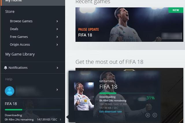 FIFA 18 Title Update 5 Tersedia untuk PC. Apa Yang Baru?