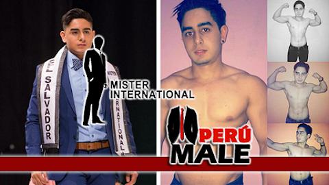 Mister International El Salvador 2017