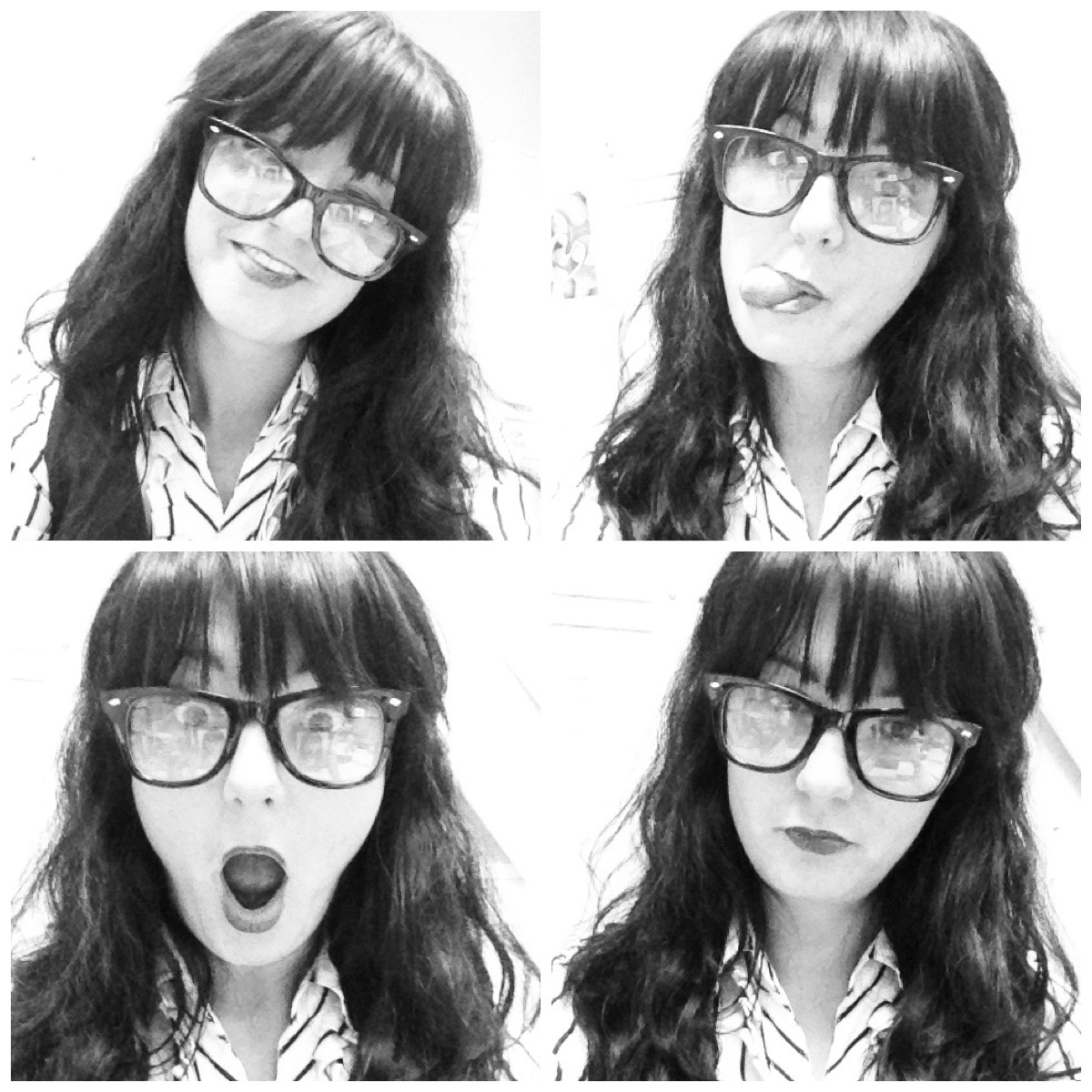 587b52bda6 47 Find some Zooey Deschanel New Girl Jess Inspired GlassesZooey Deschanel  Glasses