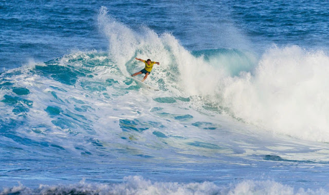 59 Vans World Cup of Sufing 2014 Tom Whitaker Foto ASP