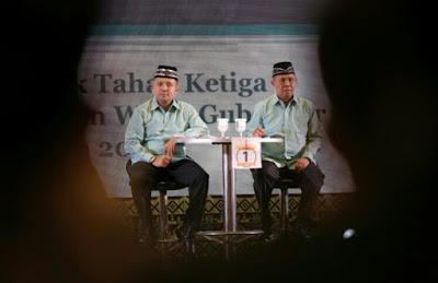 Debat Kandidat Pilgub - Ridho Dorong Forkomcam untuk Kondusifitas Politik Sosial