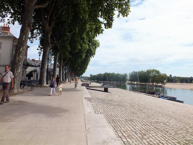Un paseo por el Loira