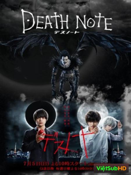 Cuốn Sổ Tử Thần 2015 (live-action)