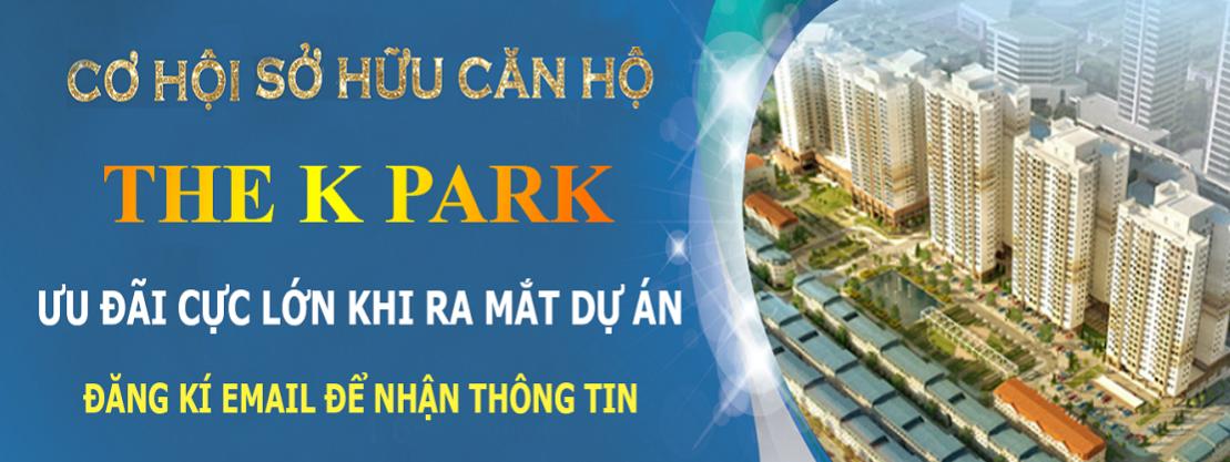 Chính sách bán hàng ưu đãi chung cư The K Park