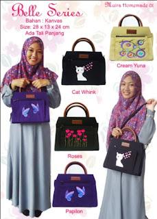 tas handbag, tas selempang, tas cantik terbaru