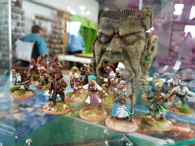 Osprey Games: New Frostgrave - Ghost Archipelago Painted Heritors Miniatures