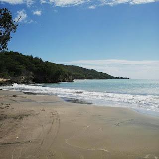 South St Elizabeth Coastal Scapes, Jamaica