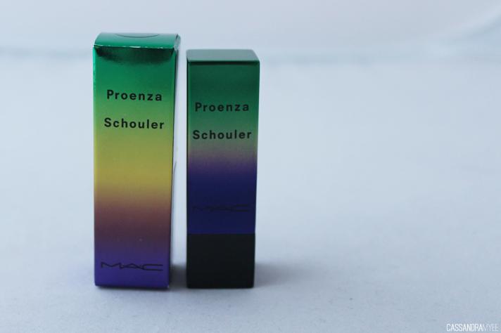 MAC COSMETICS // Proenza Schouler Satin Lipstick in Pinkfringe Review + Swatch - cassandramyee