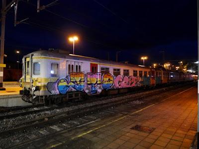 Passionnés par les accompagnatrices de train