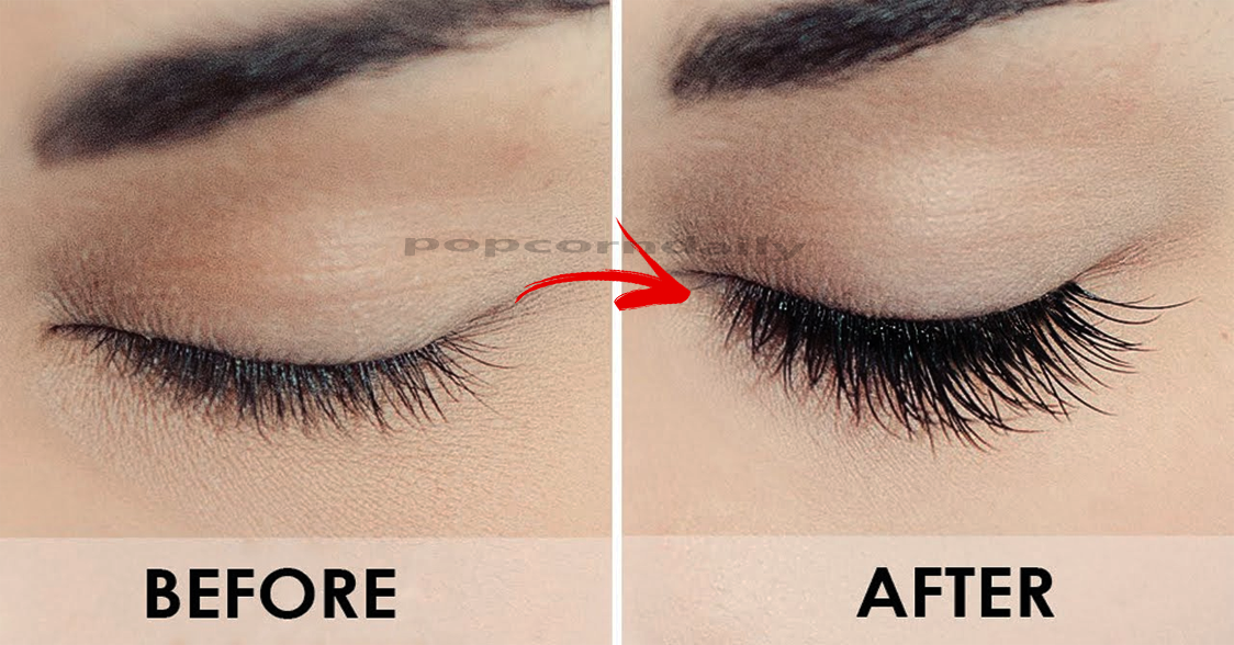 How To Get Long Eyelashes Naturally Home Remedies