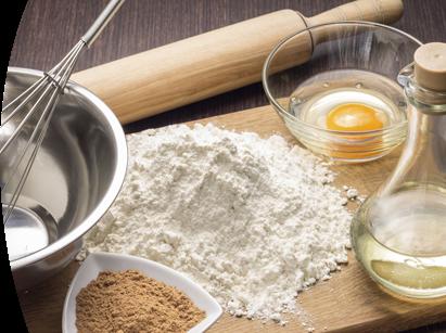 Diferencia entre polvo para hornear y bicarbonato de sodio