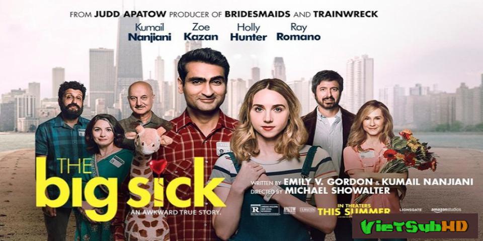 Phim Bệnh lạ VietSub HD | The Big Sick 2017