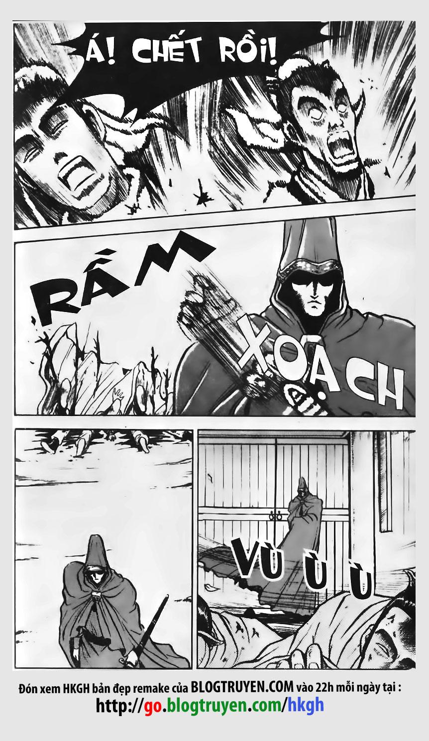 Hiệp Khách Giang Hồ Chap 006